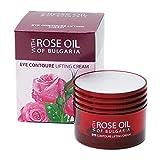 Crema contorno occhi–Lifting con Olio di Rosa di Bulgaria puro 100% 30ml | Regina Floris