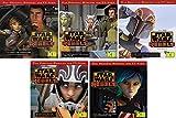 Star Wars Rebels - Das Original Hörspiel zur TV-Serie - CD 6-10 im Set - Deutsche Originalware [5 CDs]
