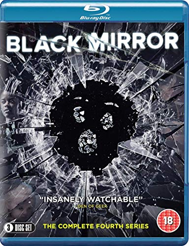 Black Mirror Season 4 [Blu-ray] [Reino Unido]