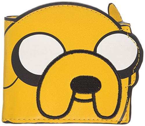 Preisvergleich Produktbild Adventure Time - Jake Shaped Wallet