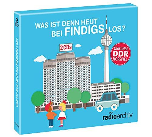 Was ist denn heut bei Findings los? (2 CDs)