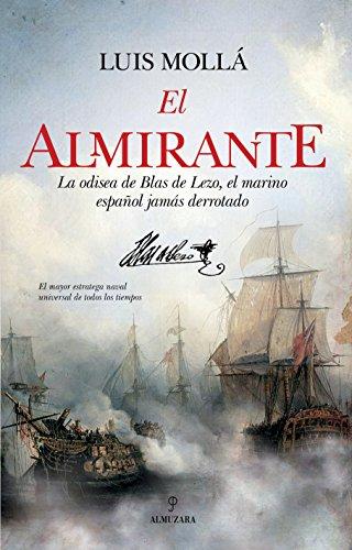 El almirante (Novela) por Luis Mollá Ayuso