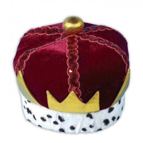 King Soft Crown - Kids Accessory