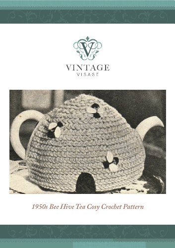 How To Make A Retro 1950s Style Bee Hive Tea Cozycosy Crochet