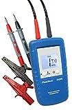 PeakTech Zusatzsender für 3435 Leitungssuchgerät - Leitungsfinder - Ortungsgerät - mit Spannungsmessung und Einstellbarer Kan