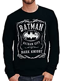 Sweatshirt Batman Gotham City - FILM by Mush Dress Your Style