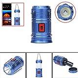 Gaddrt Pannocchia Led Portatile Super Bright Camping Lantern Tenda Pesca Esterna Lampada a Luce