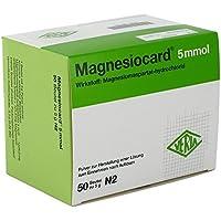 Magnesiocard 5 mmol Pulverbeutel, 50 St. preisvergleich bei billige-tabletten.eu