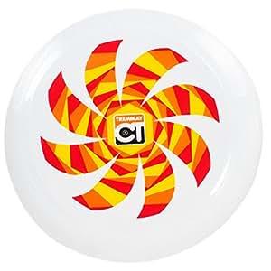 Tremblay - Disque volant sport + - Frisbee - Blanc - Taille TU