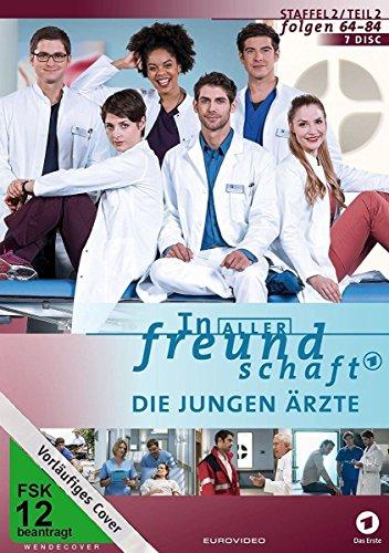 Staffel 2.2 (Folgen 64-84) (7 DVDs)