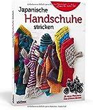 Japanische Handschuhe stricken: Fingerlose Handschuhe und Fäustlinge mit Klappe an einem Stück gestrickt. Strickmuster von edel bis witzig für Erwachsene und Kinder - entworfen vom Strick-Sensei.