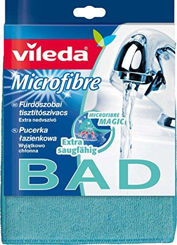 Vileda Schwammtuch - besonders hohe Saugkraft - 8er Sparpack (farblich sortiert)