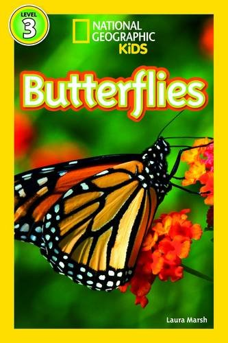 Butterflies (National Geographic Kids Readers (Level 3))