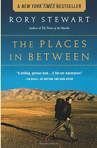 The Places in Between por Rory Stewart
