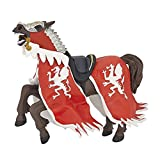 Papo 39388 Red Dragon King Horse Figure