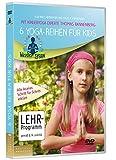 6 Yoga-Reihen für Kids: DVD mit Kinderyoga-Experte Thomas Bannenberg