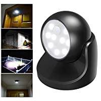 FNU25 Motion Activated Cordless Sensor LED Light Indoor Outdoor Garden Wall Patio Shed