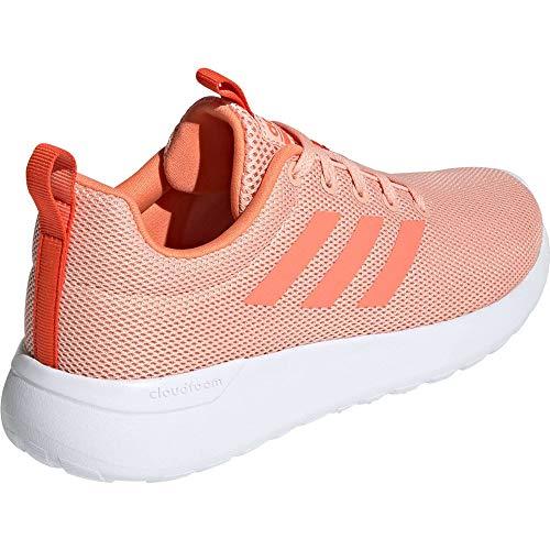adidas EE6957 Lite Racer CLN Mädchen Sneaker aus Mesh Textilinnenausstattung, Groesse 36, apricot