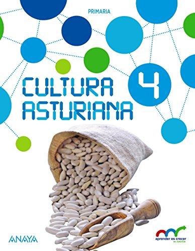 Cultura Asturiana 4. (Aprender es crecer en conexión)