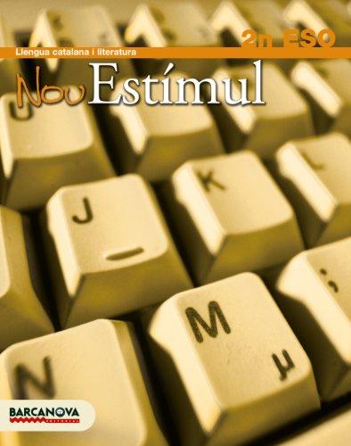Nou Estímul 2 ESO. Llibre de l'alumne (Materials Educatius - Eso - Llengua Catalana) - 9788448922597