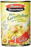 Sonnen Bassermann Kartoffel-Eintopf, 6er Pack (6 x 400 g Dose)