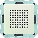 Gira 228201 Lautsprecher Unterputz Radio System 55, cremeweiß