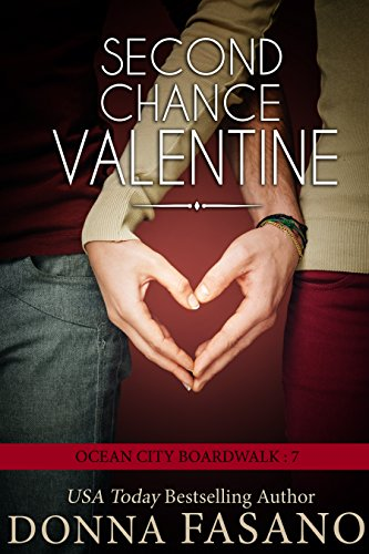 Second Chance Valentine (Ocean City Boardwalk Series, Book 7) (English Edition)