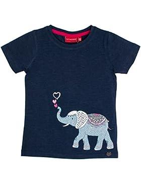 SALT AND PEPPER Mädchen T-Shirt Wonderful Uni Elefant