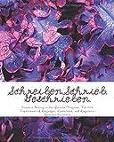 Schreiben Schrieb Geschrieben: Syracuse University German Program Creative Writing Fall 2018