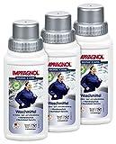 Imprägnol Bionic Care Waschmittel: Sauberkeit und Wäscheschutz für jede Wetterlage - idealer Kleidungsschutz für Outdoor,- Sport- und Funktionskleidung, PFC-frei, 3 x 250ml