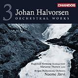 Halvorsen: Symphony 3, sorte Svaner (Orchestral Works 3)