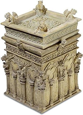 Boîte gothique figurine Gargouille