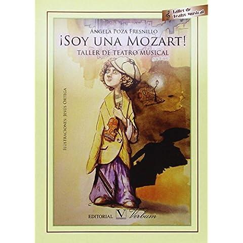 ¡Soy Una Mozart! Taller De Teatro Musical