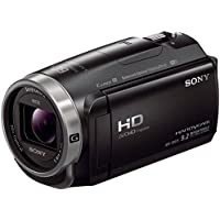Sony HDR-CX625 Camescope Full HD 1080 Zoom Optique x30 et Stabilisation Optique sur 5 axes B.O.SS