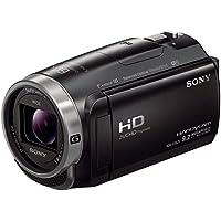 Sony HDR-CX625 Full HD Camcorder (30-fach optischer Zoom, 5-Achsen BOSS Bildstabilisation, NFC) schwarz