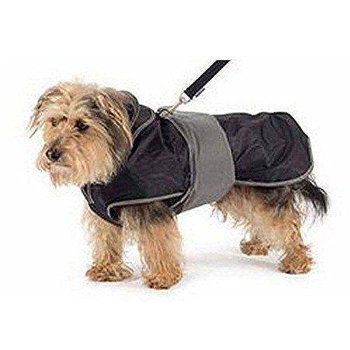Muddy Paws 2 In 1 Harness Coat Small