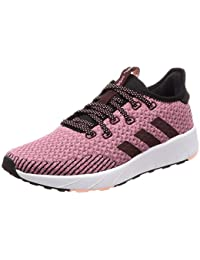 on sale eb851 c466e adidas CORE Damen Laufschuhe Questar X BYD Trace MaroonNight redClear  orange 39