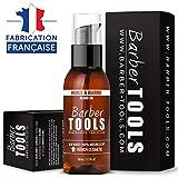 Huile Barbe aux huiles 100% naturelles 50ml - FABRIQUÉE EN FRANCE -...