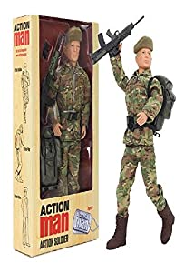 Action Man- Juguetes, Color Nylon/a (Flair Leisure Products ACR01100)