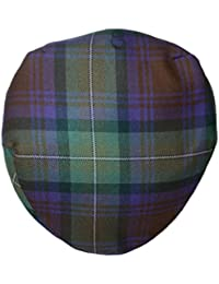 Tartan Barnton Flat Cap – Premium Quality, Available in wide variety of different Tartans and Sizes