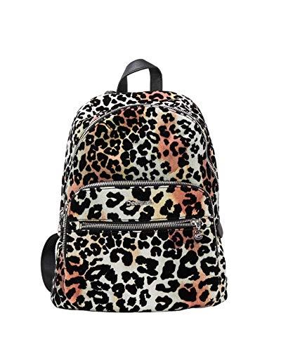 Desigual 18waxd16 zaino accessori leopardo pz.