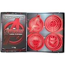 Coffret Avengers super cookies