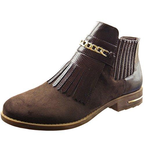 sopily-scarpe-da-moda-stivaletti-scarponcini-chelsea-boots-alla-caviglia-donna-pelle-di-serpente-cat
