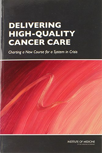 Delivering High-Quality Cancer Care: Charting a New Course for a System in Crisis (Medical) Charting-system