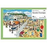 Nostalgia Por El Mar Puzle de 35 piezas diseñado para personas ancianas con Demencia /...