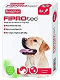 Beaphar Fiprotec Spot On Large Dog, 6 Pipettes