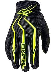 O'Neal Element Kinder Handschuhe Neon Gelb Hi-Viz MX MTB DH Motocross Enduro Offroad Quad BMX FR, 0390-5