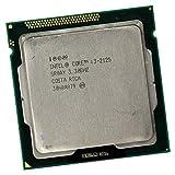 Intel Core I3-2125 Prozessor, 3 GHz, 3 MB, SR0AY FCLGA-1155, 5 GT/s