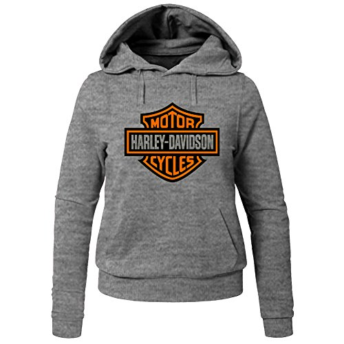 Neue Produkte 4d1b2 54fd6 Harley Davidson Printed For Ladies Womens Hoodies Sweatshirts Pullover  Outlet