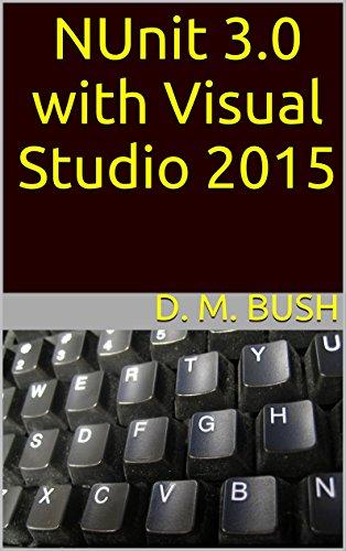 NUnit 3.0 with Visual Studio 2015